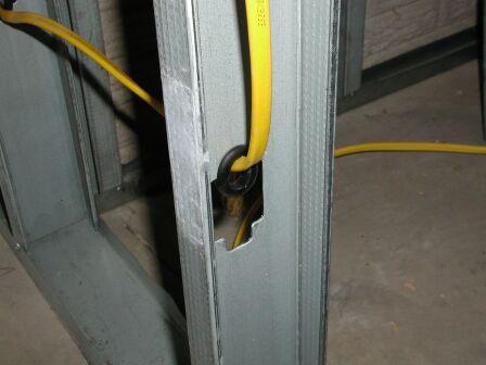 framing rh faculty kirkwood edu metal stud electrical wiring metal building electrical wiring