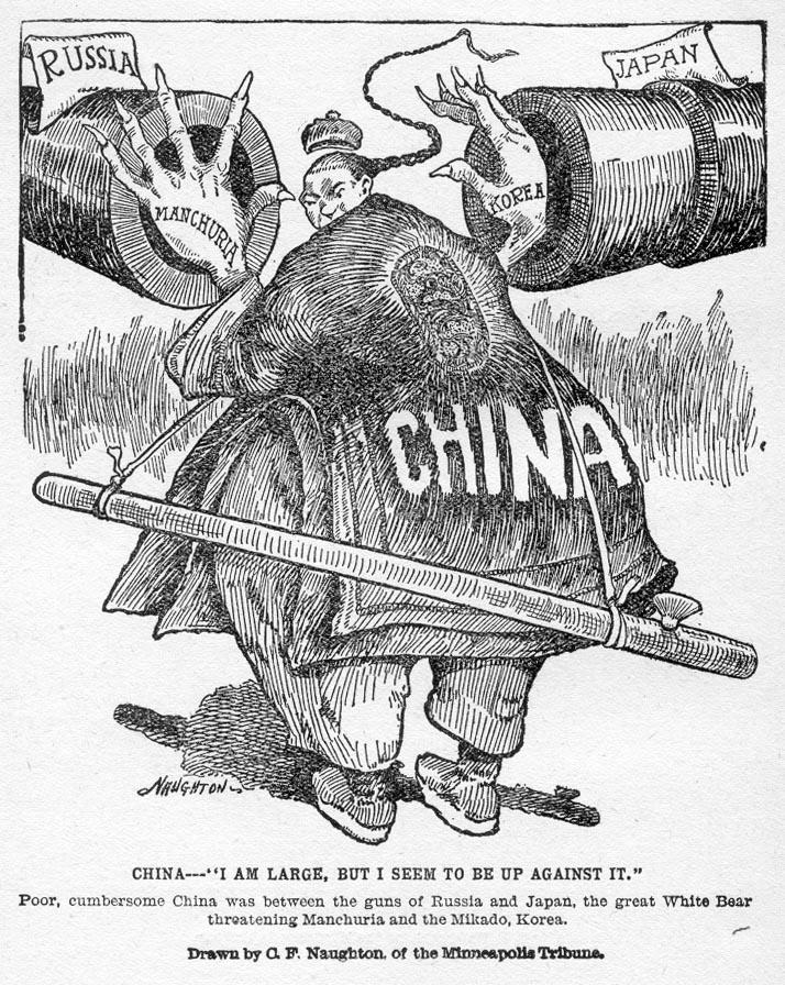 China must take precautions